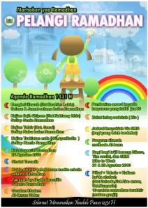 Agenda Ramadhan 1431H